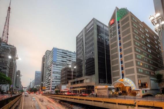 Ibis Na Av. Paulista, Ótima Opção Para Investir - Sf27673
