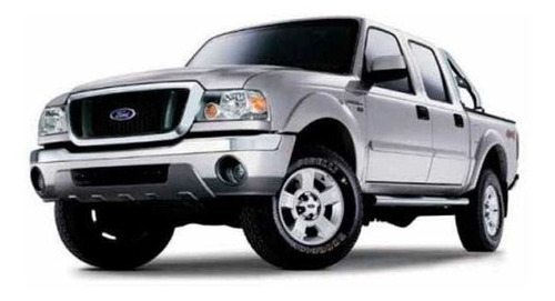 Ford Ranger 2009 3.0 Xls Cab. Dupla 4x4 4p