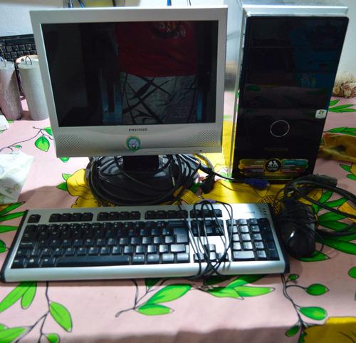 Computador Positivo Celeron 3,06ghz + Monitor 17 Lcd
