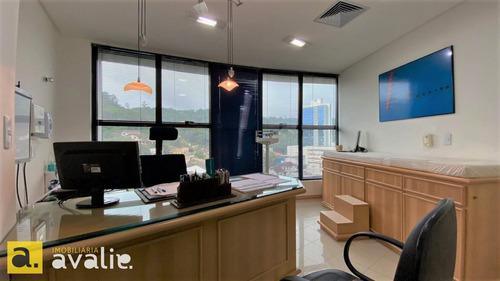 Sala Comercial A Venda No  Centro Clinico Santa Catarina - Garcia - 6000982v