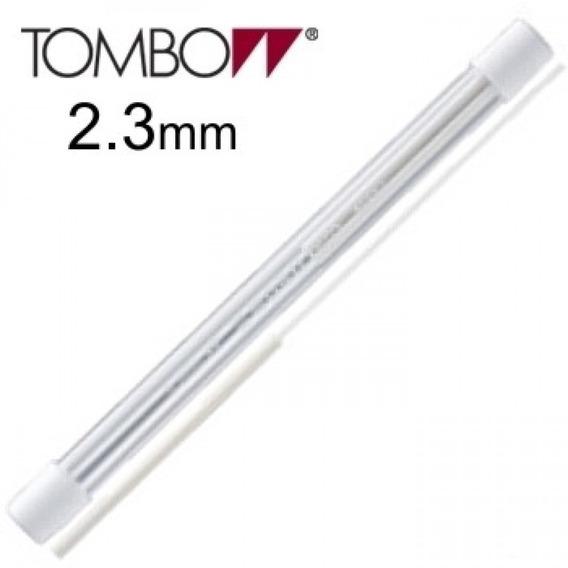 2x Tombow Refil Borracha Mono Zero Redonda 2,3mm C/2