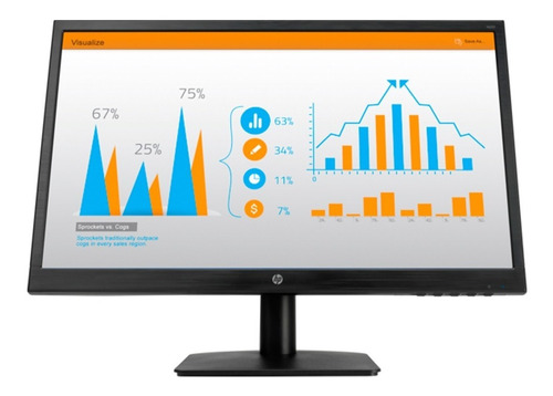 Monitor Led Hp N223 22 Pulgadas Full Hd 1080p Hdmi Xellers