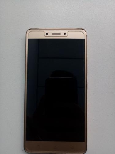 Smartphone Lenovo Vibe K6 Plus 32gb Dourado-dual Chip 4g C