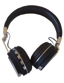 Fone De Ouvido Bluetooth Sem Fio Altomex B-09 Mp3 Fm Microsd