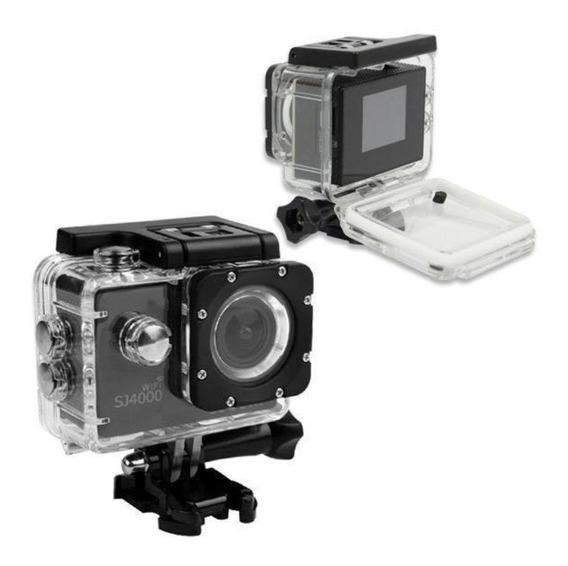 Camera Esporte Ação Sjcam Sj4000 Wifi Prova D