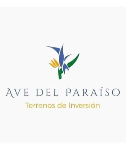 Ave De Paraiso, Terrenos De Inversion.