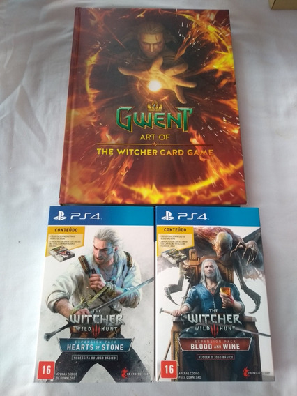 Cards - The Witcher Gwent Complete Edition (hearts Of Stone)