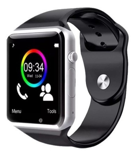 Reloj Inteligente Smart Watch Pantalla Touch 1.44´´ Cámara
