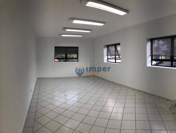 Sala Para Alugar, 30 M² Por R$ 1.550/mês - Perdizes - São Paulo/sp - Sa0059