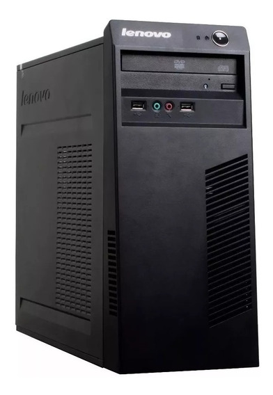 Computador Lenovo 63 Intel Core I3 4130 4ª Ger 4gb Hd 500gb