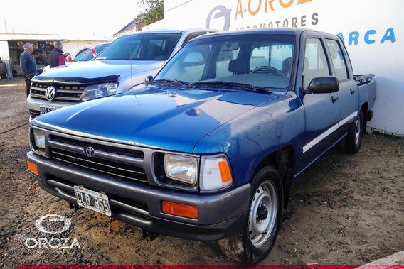 Toyota Hilux Dlx 4x2 1999 - Alvaro Oroza