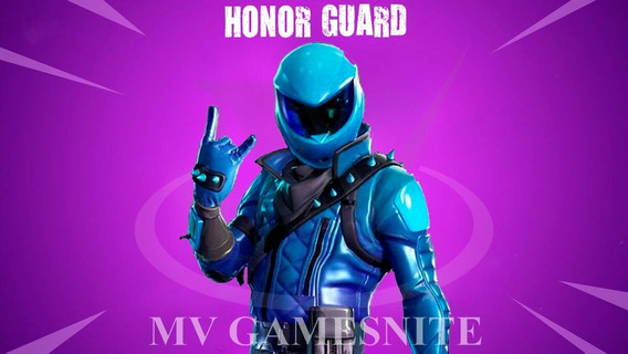 Skin Honor Fortnite - Psn - Xbox - Pc - Nintendo - Mobile