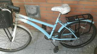 Bicicleta Paseo Importada