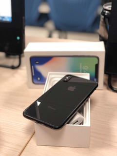 iPhone X 256gb Space Gray Prepago