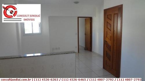 Imagem 1 de 18 de Apartamentos À Venda  Em Jundiaí/sp - Compre O Seu Apartamentos Aqui! - 1251988