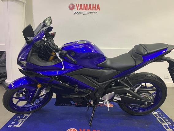 Yamaha R3 Abs Azul 2020
