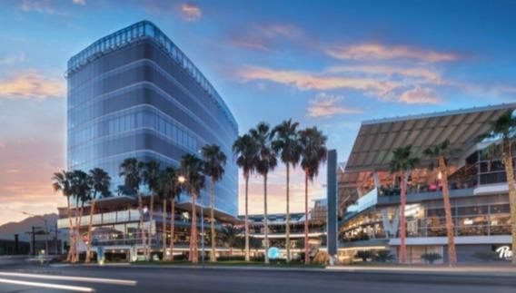 Excelente Oficina En Plaza Comercial, El Mejor Precio De La Zona