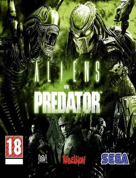 Alien Vs Predator Collection Pc - Steam Key (envio Rápido)