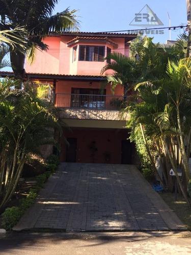 Imagem 1 de 30 de Sobrado Residencial À Venda, Arujá Country Club, Arujá - So0229. - So0229