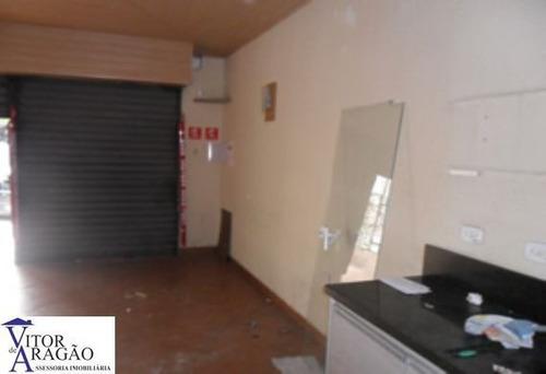 90243 -  Sala Comercial Terrea, Vila Mazzei - São Paulo/sp - 90243