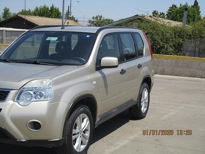 Nissan X-trail 2012 4x4 2,5 C.c. Automatico