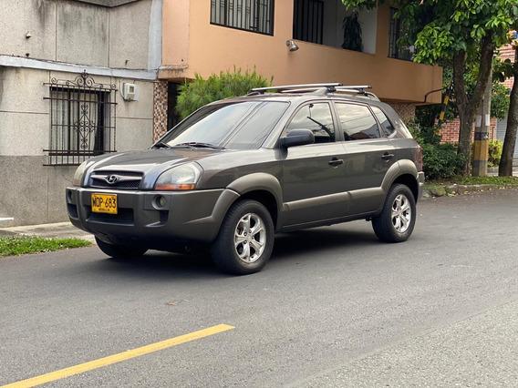 Hyundai Tucson Gl Crdi 2.0 Mt 4x4