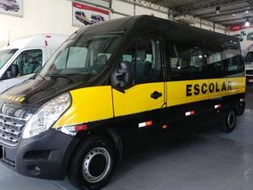 Renault Master 2.3 Extra L3h2 Vitrè 20 Lugares 2019 Escolar