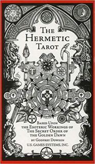 The Hermetic Tarot Este Tarot Esta En Ingles