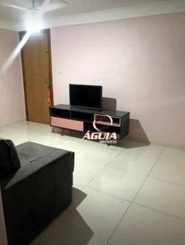 Apartamento Com 2 Dormitórios À Venda, 55 M² Por R$ 199.000,00 - Jardim Alvorada - Santo André/sp - Ap2361