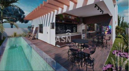 Imagem 1 de 16 de Casa Com 3 Dormitórios À Venda, 212 M² Por R$ 765.000,00 - Alphaville - Rio Das Ostras/rj - Ca0790