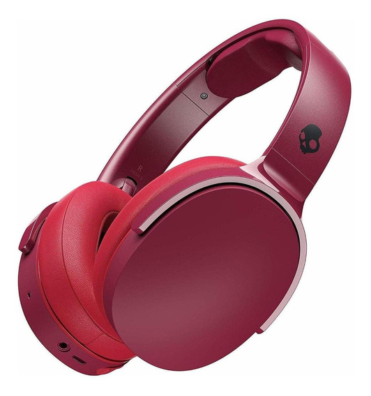 Audífonos inalámbricos Skullcandy Hesh 3 moab y red