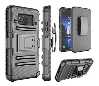 Galaxy S8 Active Case, S8 Active Holsters Clips Case, Jeylly