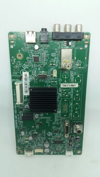 Placa Principal Da Philips Phg4900