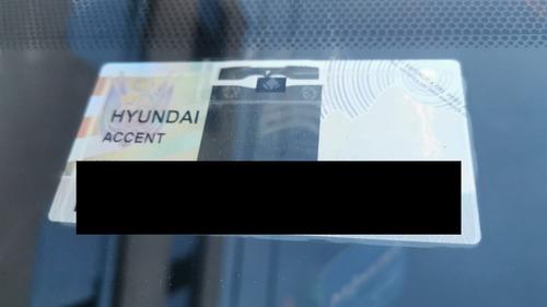 Hyundai New Accent (2019)