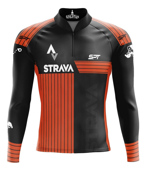 Camisa Mtb Ciclista Spartan New M/l (f) - Ref 02.1 Uv 50+