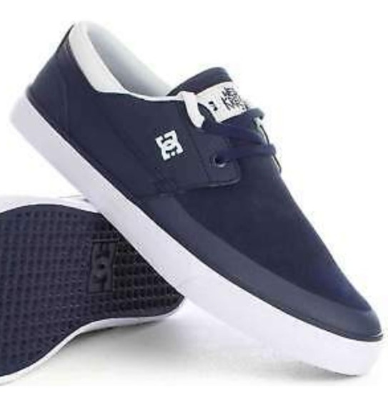 Zapatillas Dc Wes Kremer 2 S (nvw) Skate Hombre Negro