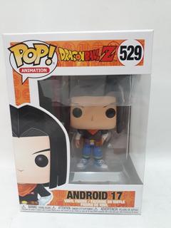Funko Pop Dragon Ball- Android 17 - 529