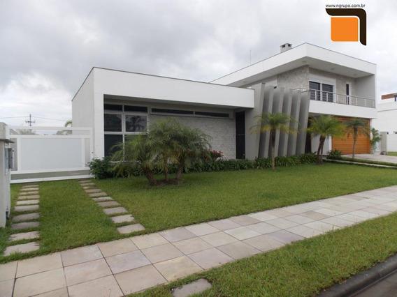 Casa Residencial À Venda, Alphaville, Gravataí. - Ca1081