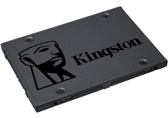 Hd Ssd Kingston 480gb Ssdnow A400 Sata 3 6gb/s