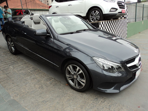 Mercedes-benz E 250 2.0 Cabriolet 16v Turbo Gasolina 2p