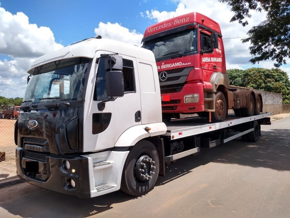 Guincho Pesado Ford Cargo 1717 205cv