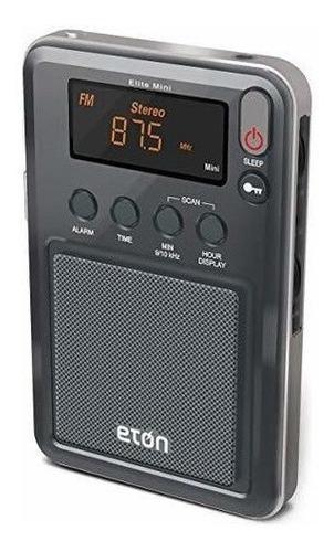 Radio Eton Elite Mini Compact Am / Fm / Shortwave