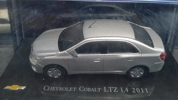 Chevrolet Colection Miniatura 1/43 Cobalt Ltz 1.4 2011