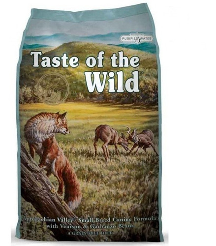 Taste Of The Wild Small Breed X5 Lbs - kg a $41500