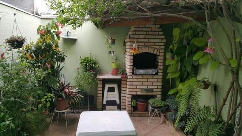 Sobrado Residencial À Venda, Cidade Patriarca, São Paulo. - So5708