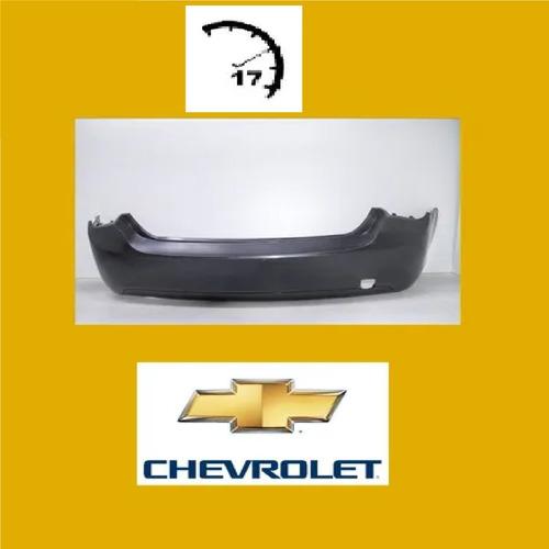 Parachoques Trasero De Chevrolet Cruze 2009/2013