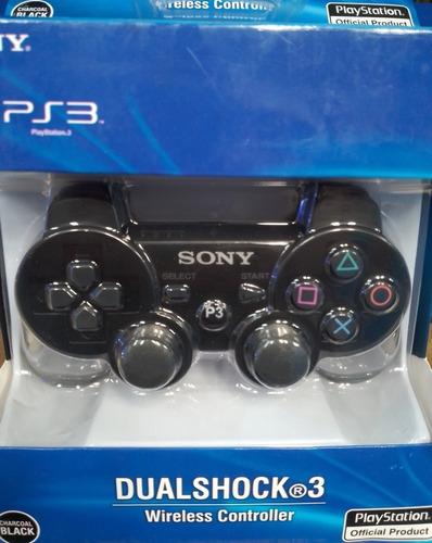 Mando Para Ps3 Modelo Sony Inalambrico+cable Cargador Oferta