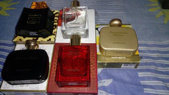 Perfumes Mahogany Kit C/5