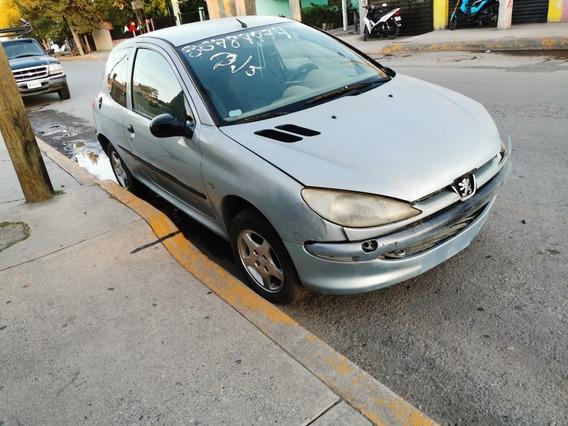 Peugeot 206 Partes Yonke Desarmo Refacciones