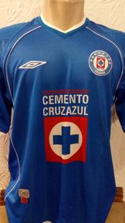 Camisa Cruz Azul Do México - Umbro G - 2002